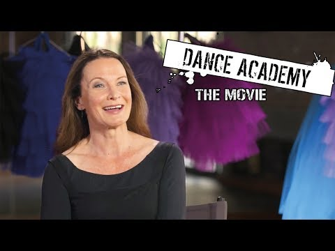 Tara Morice takes us Behind the s of Dance Academy the Movie