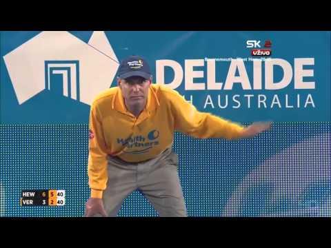Lleyton Hewitt vs Fernando Verdasco FULL MATCH HD World Tennis Challenge 2016