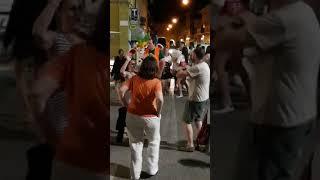 Festa 🎊 a Castello d'argile 01/07/2018