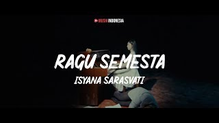Isyana Sarasvati - Ragu Semesta (Lyrics Video)