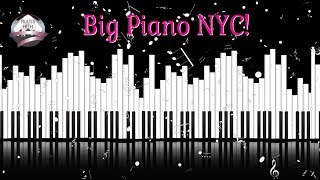 Play the Big Piano at Pilates on Fifth for the 30th Anniversary of the movie BIG!