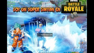 I am a Super Saiyan in fortnite amazing to see to believe - the most broken bug of all