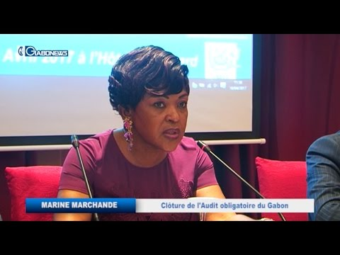 MARINE MARCHANDE : CLÔTURE DE L'AUDIT OBLIGATOIRE DU GABON