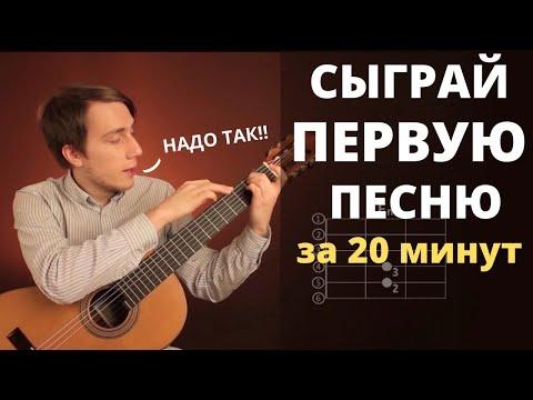 Уроки Гитары Уроки Игры На Гитаре с Нуля Stixatvorez