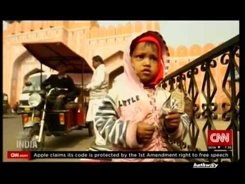Akshaya Patra on CNN's On the Road India