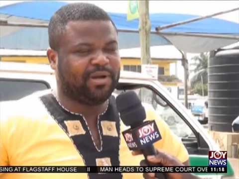 COP Kofi Boakye's Transfer -Joy News Interactive (9-2-17)