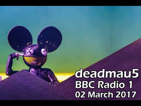 deadmau5 - BBC Radio 1 Residency (02 Mar 2017) [PART 3]