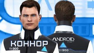 БЕЛЫЙ КОННОР RK900 - Что с ним? | Detroit: Become Human