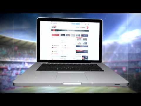 Yahoo7 and Seven Sport AFL promo