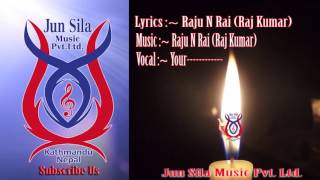 Track Music - Kaha bata Ayau Timi - Music Track - Karaoke - So Beautiful Song - 2017