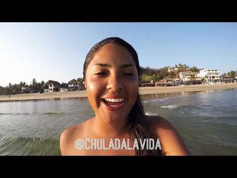 ¡ZIPOLITE! La playa nudista de México