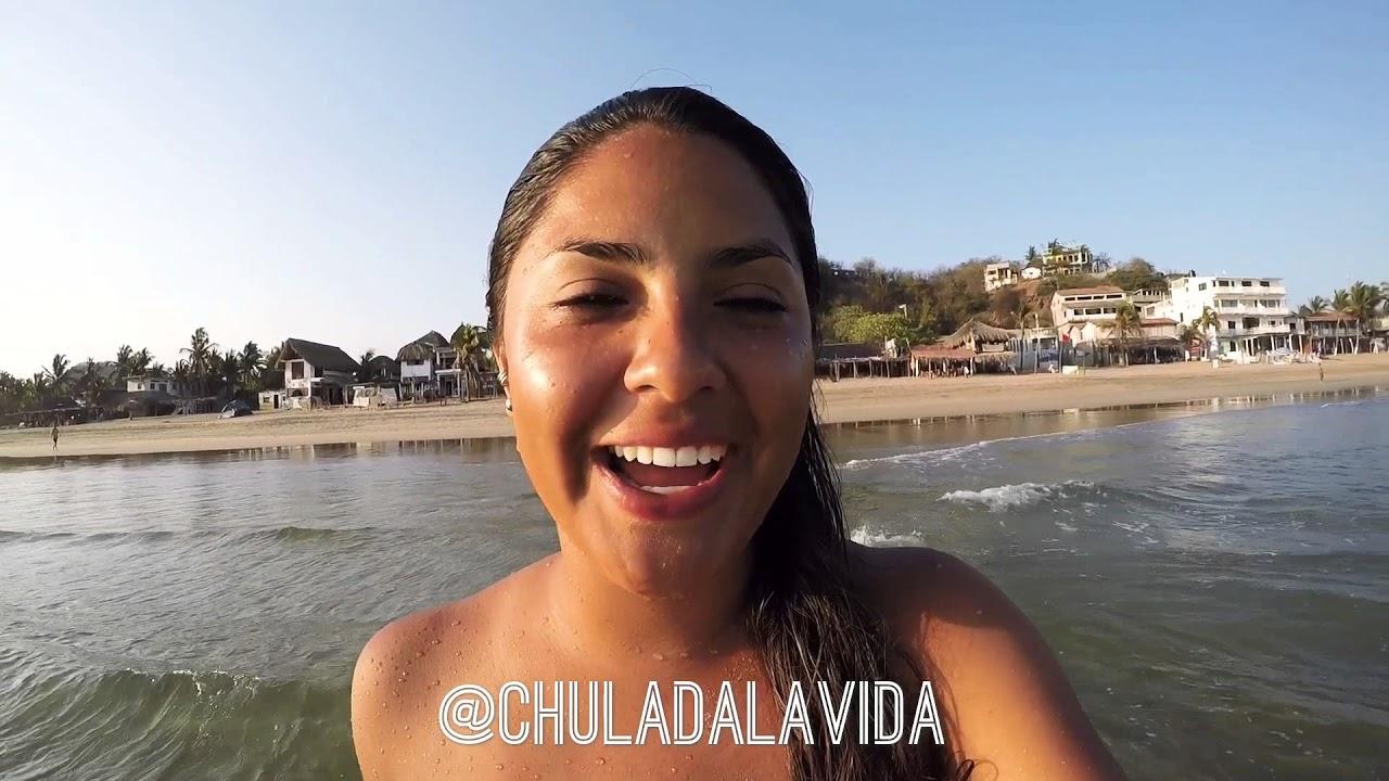 Playa nudistas videos