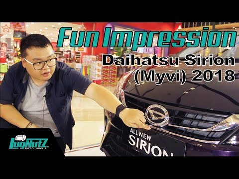 City Car Lengkap Anti BloON! - Daihatsu Sirion 2018 FUN IMPRESSION | LUGNUTZ Indonesia