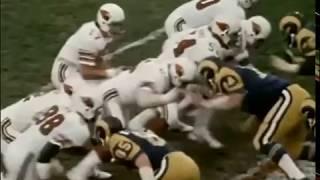 1975 Divisional Playoff: St. Louis Cardinals at Los Angeles Rams