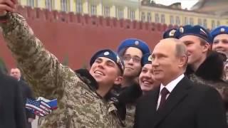 Клип про дружбу Путина и Трампа собрал сотни тысяч...
