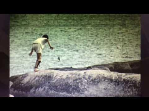 Newton-Brown/Anstee 1970's Flinders Island Action Movie (clip 4)