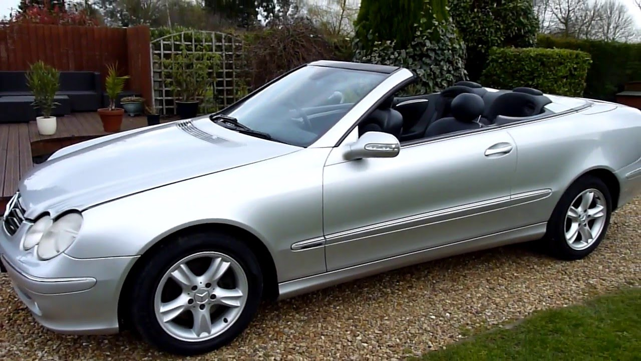 video review of 2004 mercedes clk 200 convertible for sale. Black Bedroom Furniture Sets. Home Design Ideas