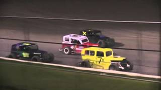 Heart O� Texas Speedway Dwarf Car Feature
