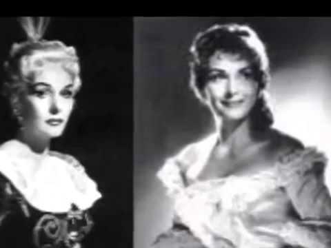 Elisabeth Schwarzkopf & Anna Moffo - Canzonetta sull'aria - Le Nozze di Figaro 1959