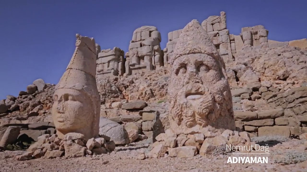 Türkiye Unesco Dünya Miras Listesi Filmi Unesco World Heritage