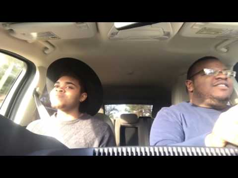 CARPOOL KARAOKE with DANIEL T. MASON