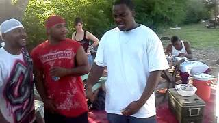 OG (ORGANIZED GENERALZ) ENT MOB MEMORIAL DAY PICNIC FREESTYLE