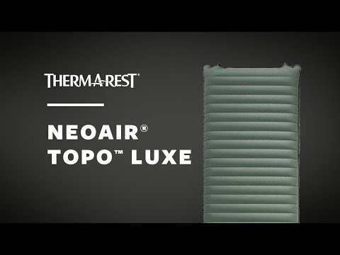 Therm-a-rest NeoAir Topo Luxe Sleeping Pad