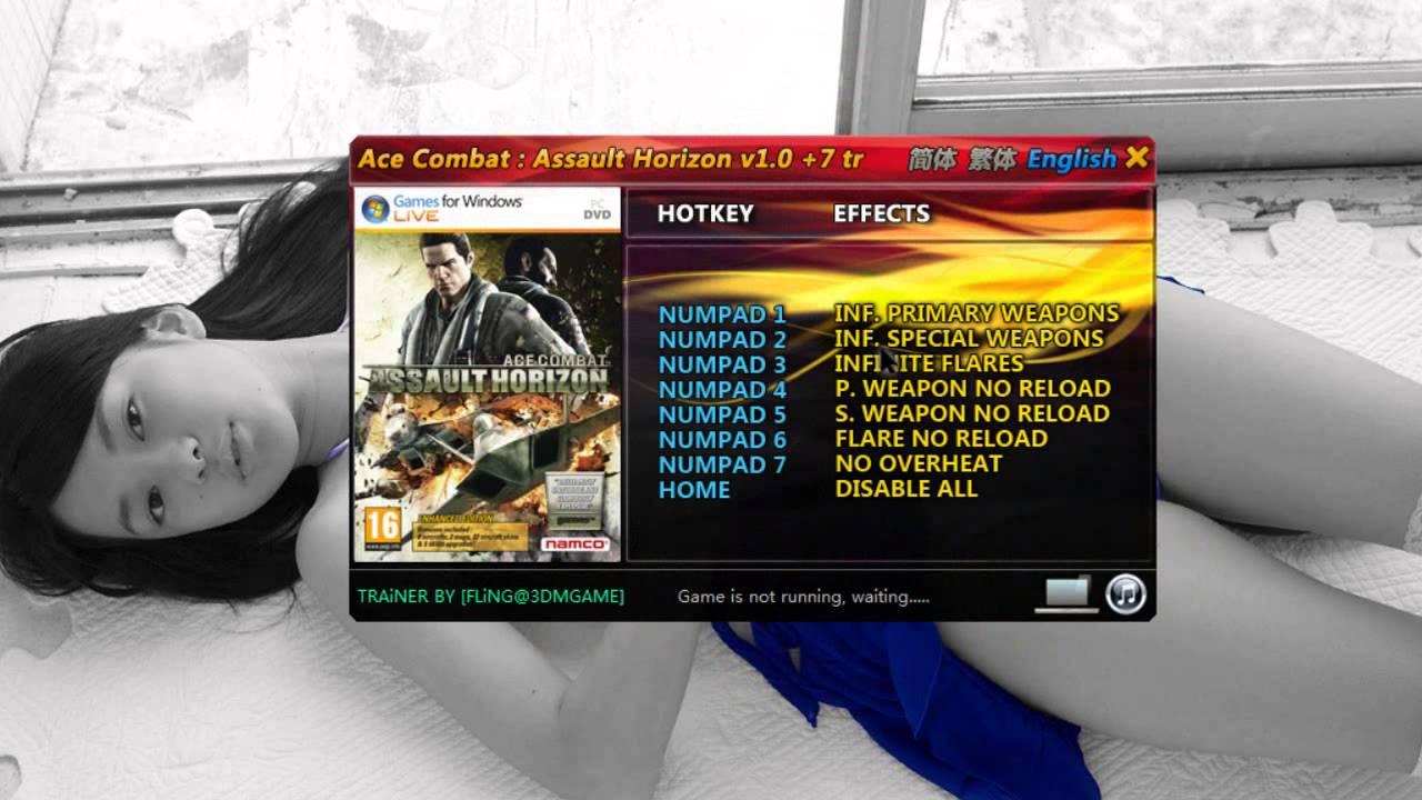 ace combat assault horizon pc mods