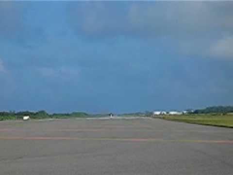 B-1B takeoff Diego Garcia