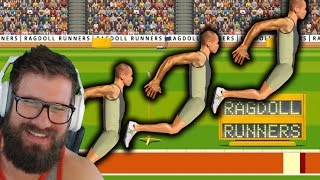 USAIN BOLT TAUGHT ME | RAGDOLL RUNNERS PART 1