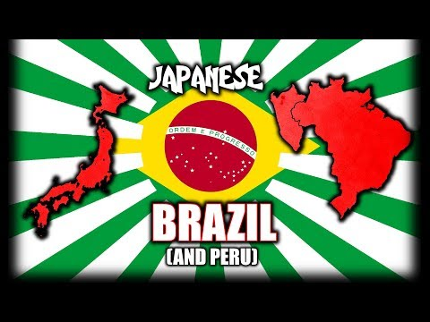 Japan's Hidden South American Colonies (Nipo-Brasileiros and Peruano-Japonés)