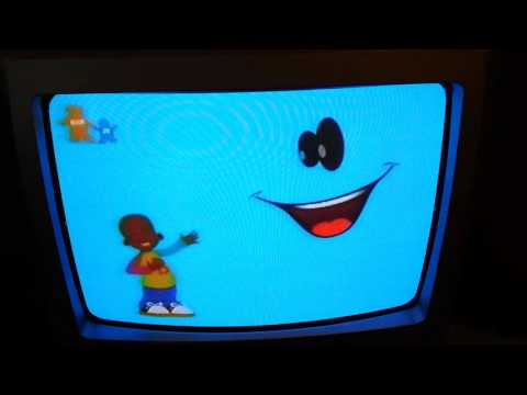 Nick Jr is Just for Me Continuity from February or March 2001