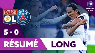 RESUME LONG  OL / PSG | D1 | Olympique Lyonnais