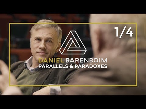 Daniel Barenboim & Christoph Waltz on the Fidelity to a Text | Parallels & Paradoxes Part 1/4