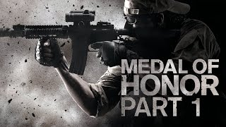 Medal of Honor Walkthrough | First In | Part 1 (1080p HD 60fps PC) No Commentary