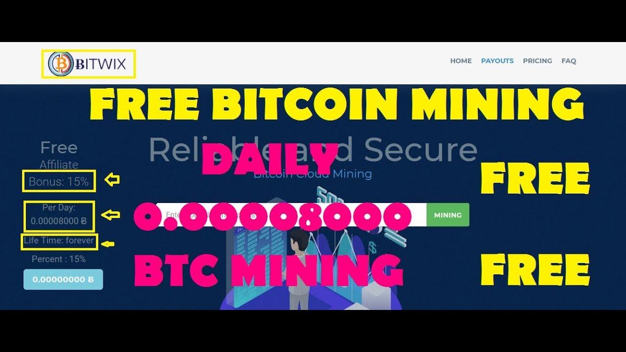 FREE 2019 BITCOIN MINING |DAILY 0 00008000 BTC MINING | NOINVESTMENT| tamil  kathambam