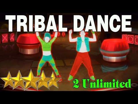 Just dance 4 - Tribal Dance 2 Unlimited