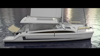 Gemini Freestyle 37 first look with Pete Gulick & The Catamaran Comapany