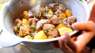 BRIANI d'agneau by Soormaby