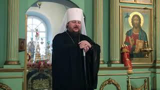 Слово митрополита Ферапонта в праздник Собора новомучеников и исповедников Церкви Русской