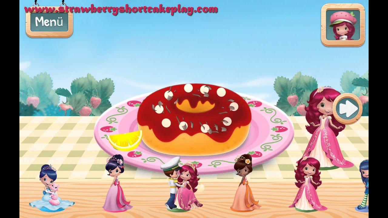 Emily Erdbeer Essensfest Superbeeriqe Donuts Deutsch Game Player