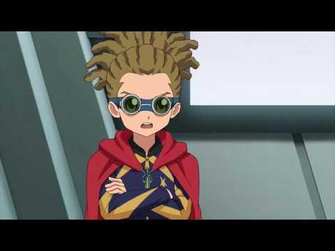 Kidou Running Seishou-Inazuma Eleven Ares no Tenbin