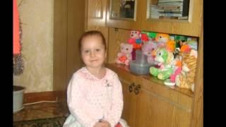Видео в память о нашей доченьке Дашеньки