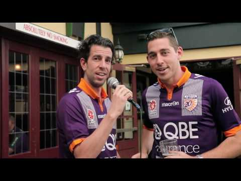The Far Post Perth - Fan Reaction | Perth Glory 2 - 0 Melbourne City | Elimination Final