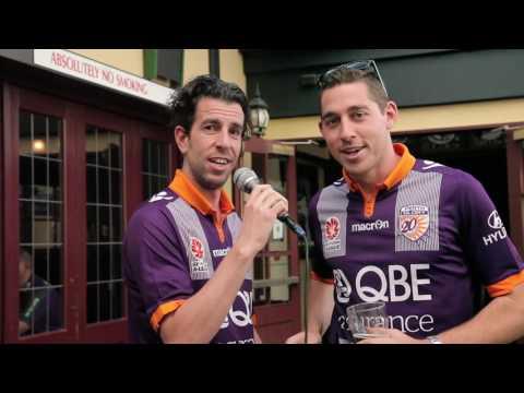 The Far Post Perth - Fan Reaction | Perth Glory 2 - 0 Melbourne City | Elimination Final