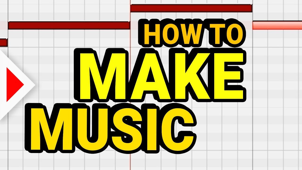 Make Your First Music Track! - (Full Tutorial)