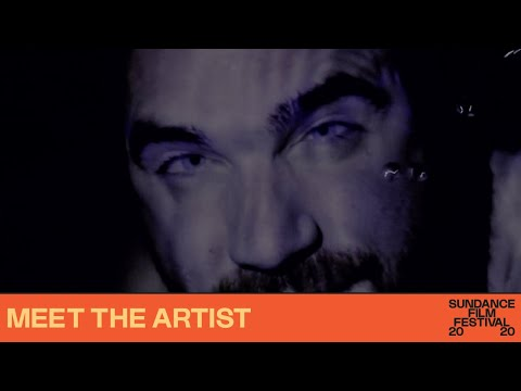 "Meet the Artist: Pierre ""Pyaré"" Friquet — 2020 Sundance Film Festival"