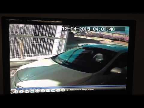 Intentan Robar Vehículo en Guarenas