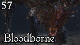 Zagrajmy w Bloodborne [#57] - GENIALNY BOSS w LOCHU!