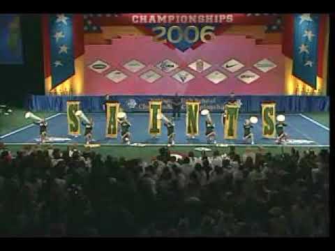Briarcrest Christian High School - Cheerleading 2006